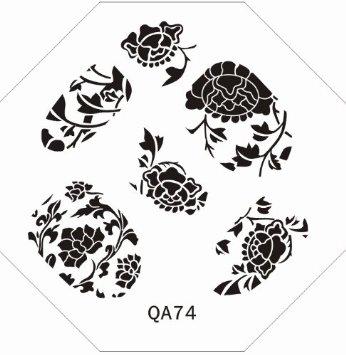 дизайн ногтей, диски для стемпинга, stamping, disk qa, nail design, manicure, iravakula, vakula nails