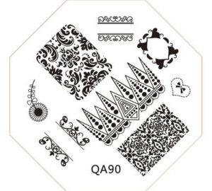 #IraVakula, дизайн ногтей, диски для стемпинга, stamping, disk qa, nail design, manicure, iravakula, vakula nails