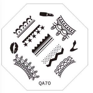 #IraVakula, дизайн ногтей, диски для стемпинга, stamping, disk qa, nail design, manicure, iravakula, vakula nails stamping, moyou plate, nail design, manicure, iravakula, vakula nails