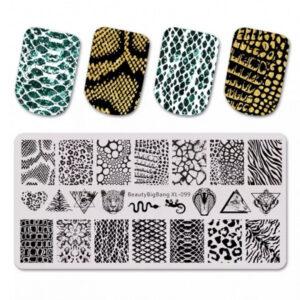 Beauty Big Bang XL-099 пластина для стемпинга