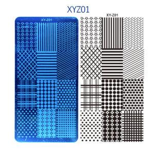 XY-Z01 пластина для стемпинга